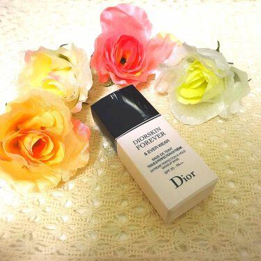 ディオールスキン フォーエヴァー&エヴァー ベース SPF20/PA++/Dior/化粧下地を使ったクチコミ(1枚目)
