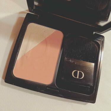 ディオール スカルプティング ブラッシュ/Dior/パウダーチークを使ったクチコミ(1枚目)
