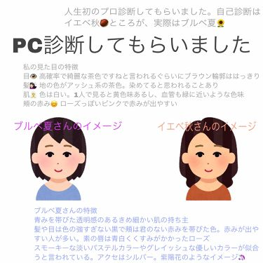 パーソナルカラー診断/その他/その他を使ったクチコミ(1枚目)