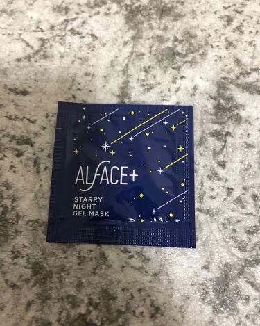 オルフェス スターリーナイトジェルマスク/ALFACE+(オルフェス)/フェイスクリームを使ったクチコミ(1枚目)