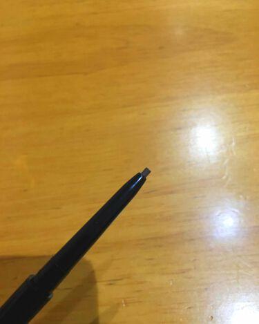 UR GLAM SLIM SKETCH EYEBROW PENCIL(スリムスケッチアイブロウペンシル)/DAISO/アイブロウペンシルを使ったクチコミ(3枚目)