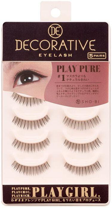 PLAY PURE Decorative Eyelash