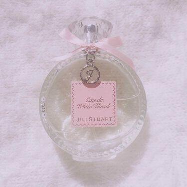 のい🐰 ❤︎さんの「ジルスチュアートジルスチュアート リラックス オード ホワイトフローラル<香水(レディース)>」を含むクチコミ
