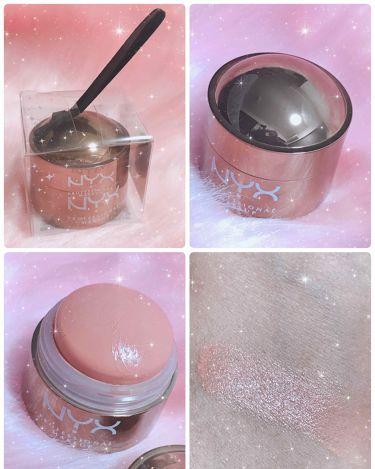 ゆっちゃんさんの「NYX Professional Makeupクリスマスコフレ チョコリップバーム<リップケア・リップクリーム>」を含むクチコミ