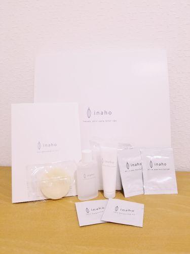 コンディショニングローション/inaho/化粧水を使ったクチコミ(1枚目)