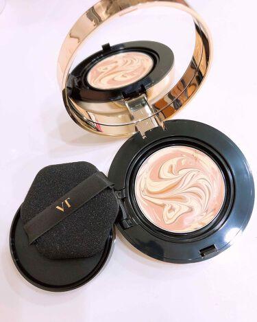 VTプログロスコラーゲンパクト VT Cosmetics