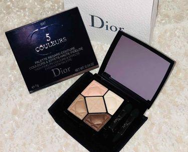 ®️さんの「Diorサンク クルール<パウダーアイシャドウ>」を含むクチコミ