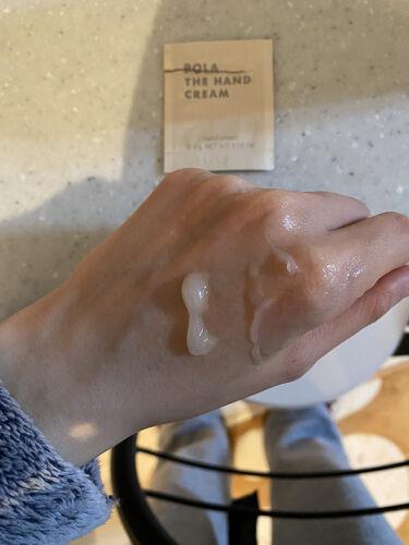 ポーラザハンドクリーム/POLA/ハンドクリーム・ケアを使ったクチコミ(9枚目)