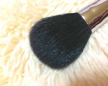 熊野筆 チークブラシ/熊野筆/メイクブラシを使ったクチコミ(2枚目)
