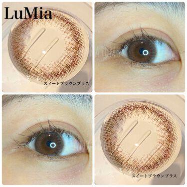 LuMia(ルミア)ワンデー/LuMia/カラーコンタクトレンズを使ったクチコミ(1枚目)