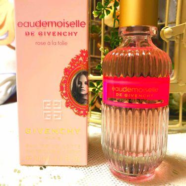オードモワゼル ローズ アラフォリ オーデトワレ/GIVENCHY/香水(レディース)を使ったクチコミ(1枚目)