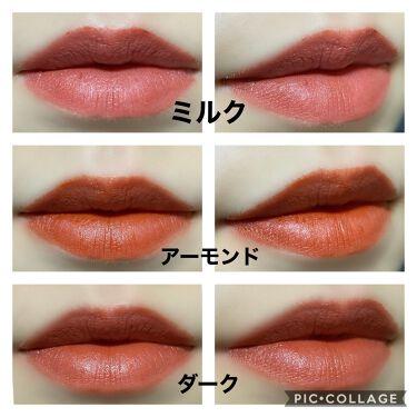 キスチョコレート ムースティント/ETUDE/口紅を使ったクチコミ(2枚目)