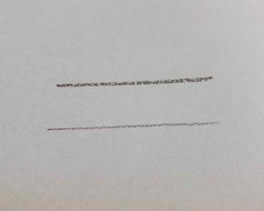 アイブロウ ペンシル/ADDICTION/アイブロウペンシルを使ったクチコミ(2枚目)
