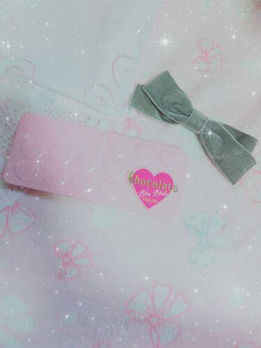 チョコレート ピンク ラブ アイシャドウ/HOJO/パウダーアイシャドウを使ったクチコミ(3枚目)