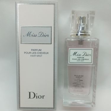 ミス ディオール ヘア ミスト/Dior/ヘアスプレー・ヘアミストを使ったクチコミ(2枚目)