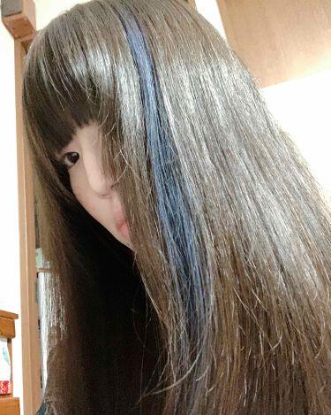 1DAY HAIR MONSTER/リーゼ/ヘアカラー・白髪染め・ブリーチを使ったクチコミ(2枚目)
