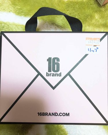 16BRANDギフトボックス 16BRAND