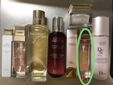 プレステージ ル ネクター/Dior/美容液を使ったクチコミ(3枚目)