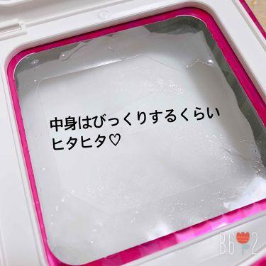 オールインワンシートマスク グランモイスト BOX/クオリティファースト/シートマスク・パックを使ったクチコミ(3枚目)