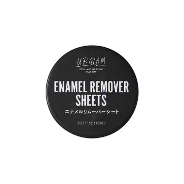 DAISO UR GLAM ENAMEL REMOVER SHEETS(エナメルリムーバーシート)