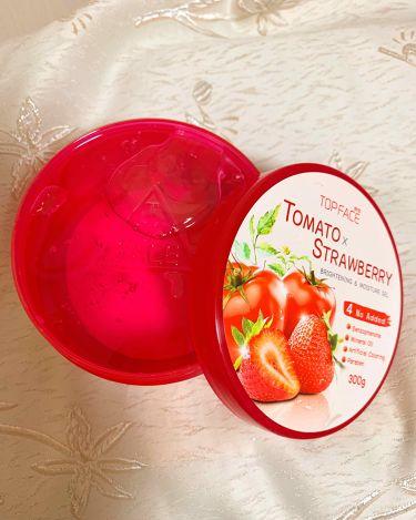 おがちゃん先生さんの「その他トマト×イチゴブライトニング&モイスチャージェル<美容液>」を含むクチコミ