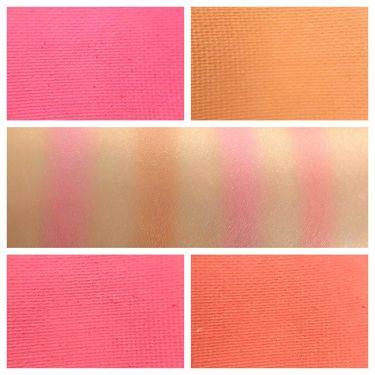 Blush Palette/e.l.f./パウダーチークを使ったクチコミ(2枚目)