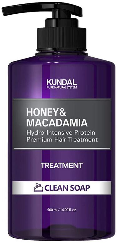 ハニー&マカダミア プロテイントリートメント クリーンソープ Clean soap