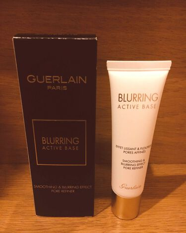 ブラーリング アクティブ ベース/GUERLAIN/化粧下地を使ったクチコミ(1枚目)