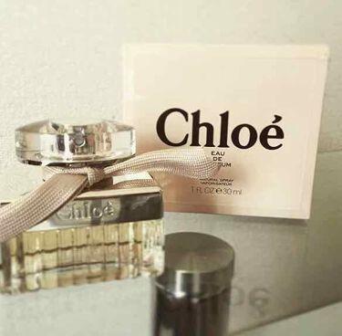 alisaさんの「クロエオードパルファム<香水(レディース)>」を含むクチコミ