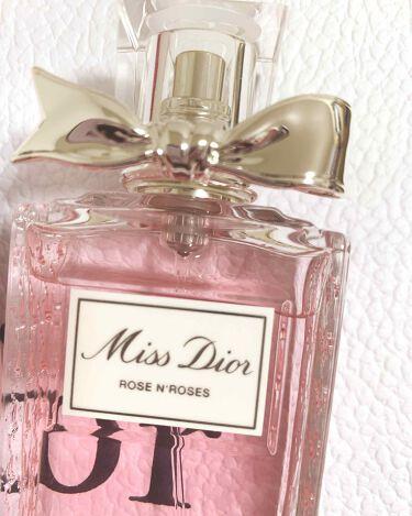 ミス ディオール ローズ&ローズ/Dior/香水(レディース)を使ったクチコミ(3枚目)