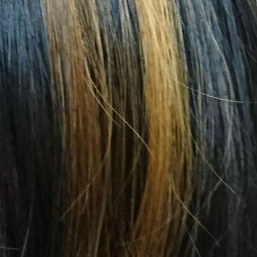 ブリーチ/フレッシュライト/ヘアカラー・白髪染め・ブリーチを使ったクチコミ(3枚目)