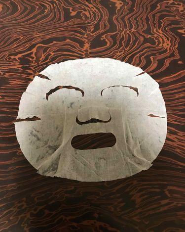 極潤3Dパーフェクトマスク/肌ラボ/シートマスク・パックを使ったクチコミ(2枚目)