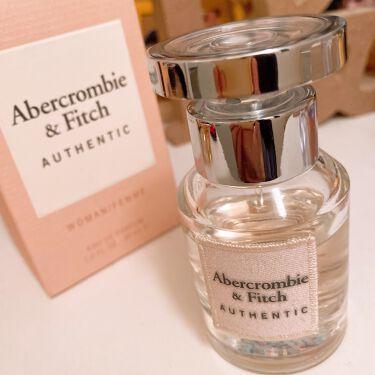 オーセンティックフォーハー/アバクロンビー&フィッチ/香水(レディース)を使ったクチコミ(2枚目)