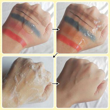 パーフェクトC クレンジング&洗顔ジェル/Perfect C/クレンジングジェルを使ったクチコミ(4枚目)