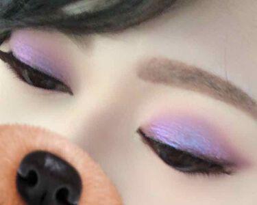space age highlighter/Kaleidos Makeup/ハイライトを使ったクチコミ(3枚目)