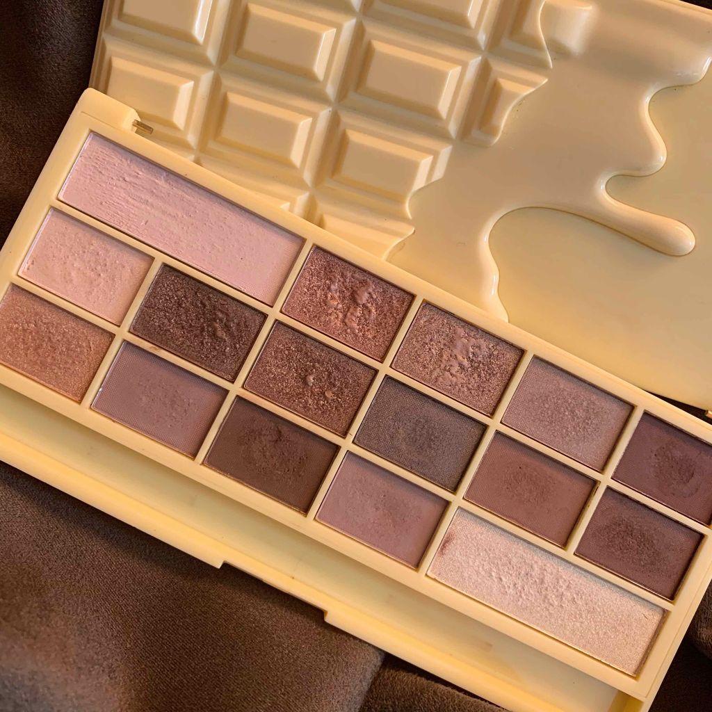 高発色パレット'アイラブチョコレート'が980円?しまむらに急げば買えるかも