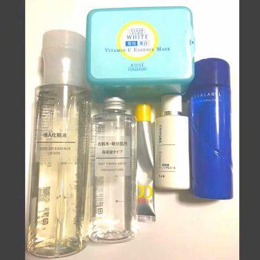 もみじ@ブルベ夏さんの「無印良品化粧水・敏感肌用・高保湿タイプ<化粧水>」を含むクチコミ