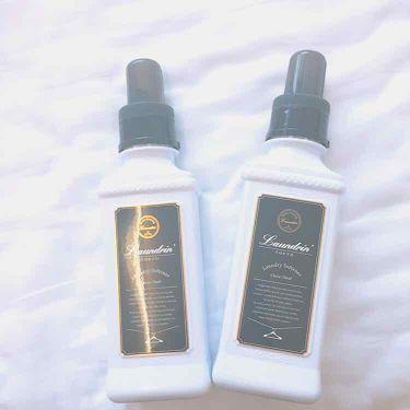 柔軟剤 クラシックフローラル/ランドリン/香り付き柔軟剤・洗濯洗剤を使ったクチコミ(1枚目)