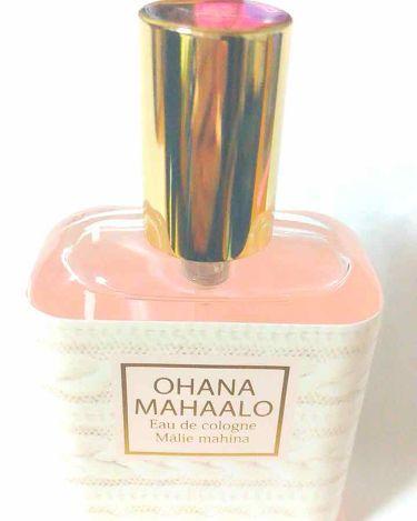 オハナ・マハロ オーデコロン <ピカケ アウリィ>/OHANA MAHAALO/香水(レディース)を使ったクチコミ(2枚目)