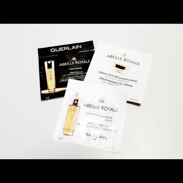 アベイユ ロイヤル マイクロ アクティヴ セロム/GUERLAIN/美容液を使ったクチコミ(1枚目)