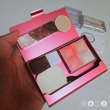 トーンアップアイシャドウ/CEZANNE/パウダーアイシャドウ by 櫻,pink
