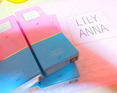 LILY ANNA/LILY ANNA/カラーコンタクトレンズを使ったクチコミ(1枚目)