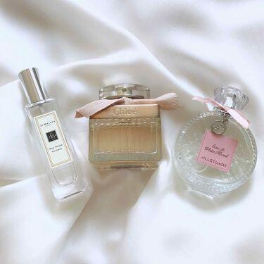 kiki❤︎さんの「ジルスチュアートジルスチュアート リラックス オード ホワイトフローラル<香水(レディース)>」を含むクチコミ