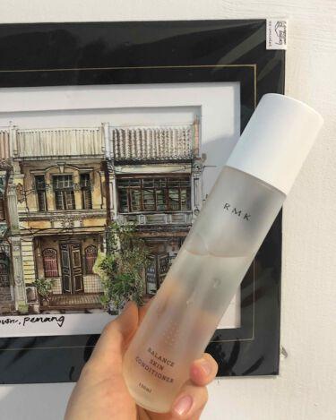 バランス スキンコンディショナー/RMK/化粧水を使ったクチコミ(1枚目)