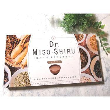 Dr.味噌汁/Dr./食品を使ったクチコミ(1枚目)