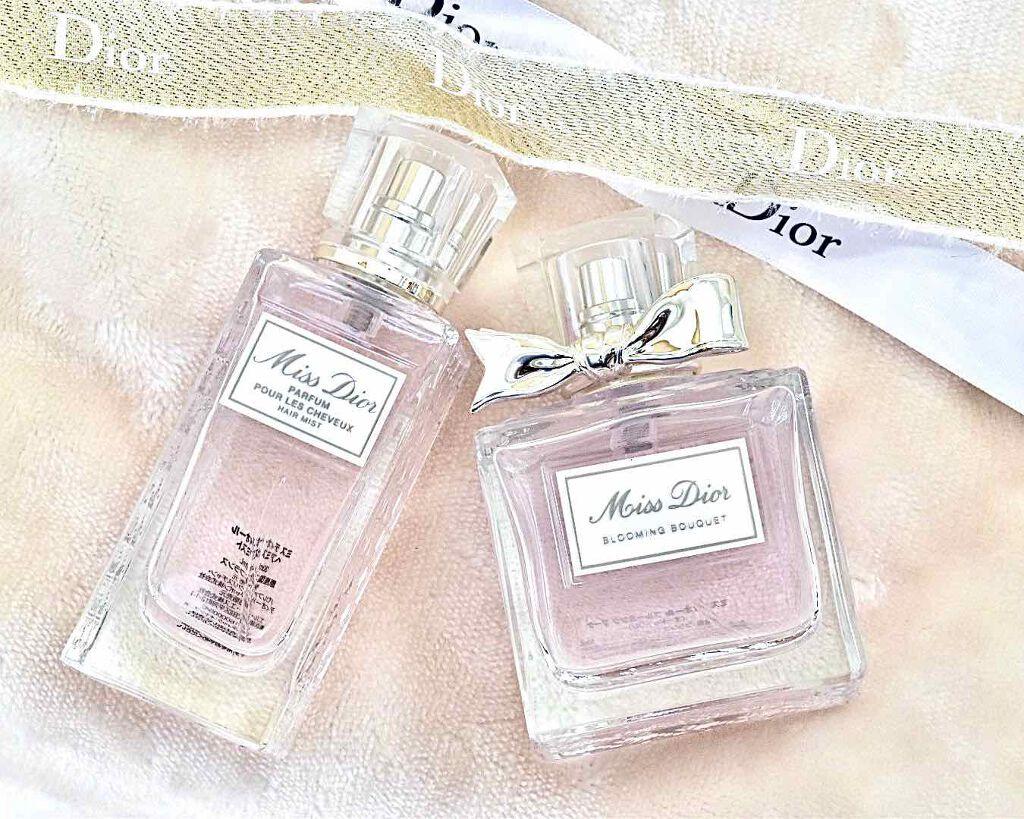 ローズの香りで幸せを惹きつけて。『Miss Dior』の種類や香りの違いを徹底解説!