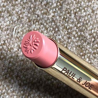 リップスティック N(8/1 Matte Type 新発売)/PAUL & JOE BEAUTE/口紅を使ったクチコミ(2枚目)