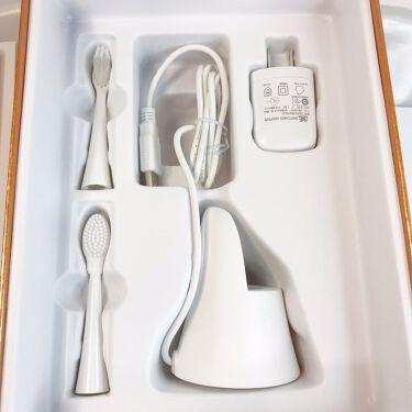 ORALUMINUS/mous./歯ブラシ・デンタルフロスを使ったクチコミ(2枚目)