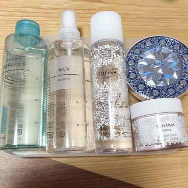 混合肌のための高保湿化粧水/ソフィーナ ジェンヌ/化粧水を使ったクチコミ(1枚目)