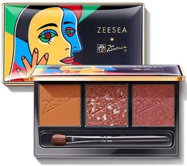 ZEESEA ×PICASSO COLOREYESHADOW